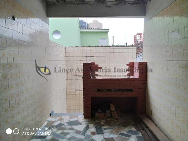 Terraço - Casa de Vila 3 quartos à venda Méier, Norte,Rio de Janeiro - R$ 750.000 - TACV30082 - 25