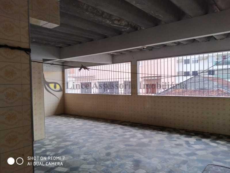 Terraço - Casa de Vila 3 quartos à venda Méier, Norte,Rio de Janeiro - R$ 750.000 - TACV30082 - 26