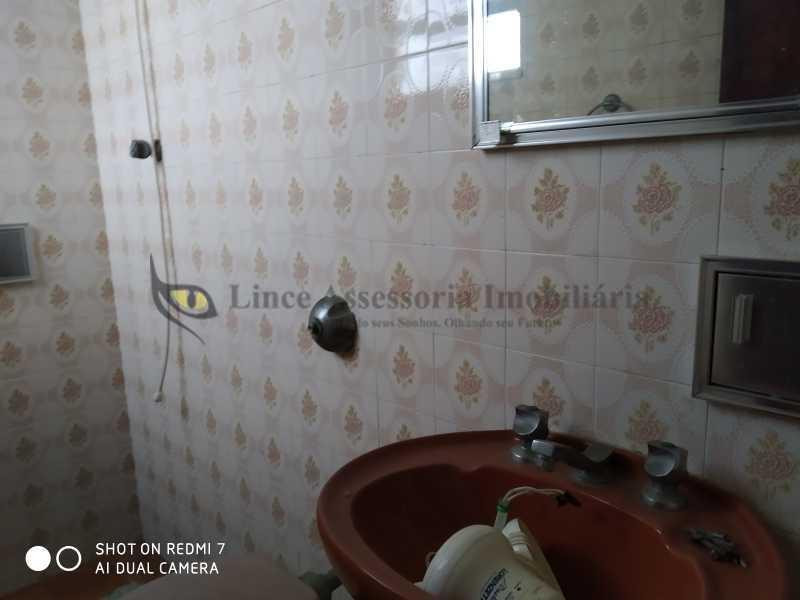 Banheiro Social - Casa de Vila 3 quartos à venda Méier, Norte,Rio de Janeiro - R$ 750.000 - TACV30082 - 24