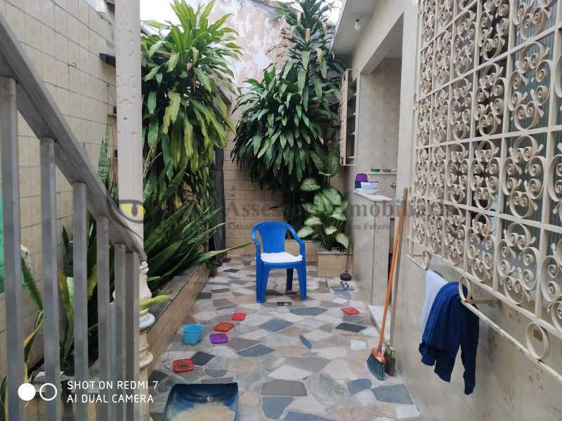 Quintal - Casa de Vila 3 quartos à venda Méier, Norte,Rio de Janeiro - R$ 750.000 - TACV30082 - 22