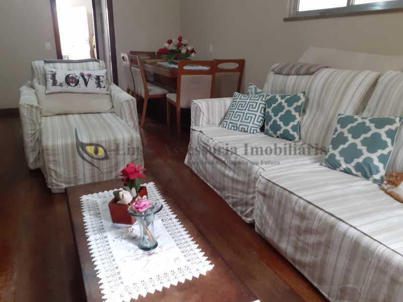 sala1.4 - Casa 5 quartos à venda Tijuca, Norte,Rio de Janeiro - R$ 1.500.000 - TACA50024 - 5