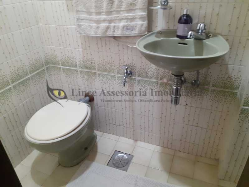lavabo - Casa 5 quartos à venda Tijuca, Norte,Rio de Janeiro - R$ 1.500.000 - TACA50024 - 15