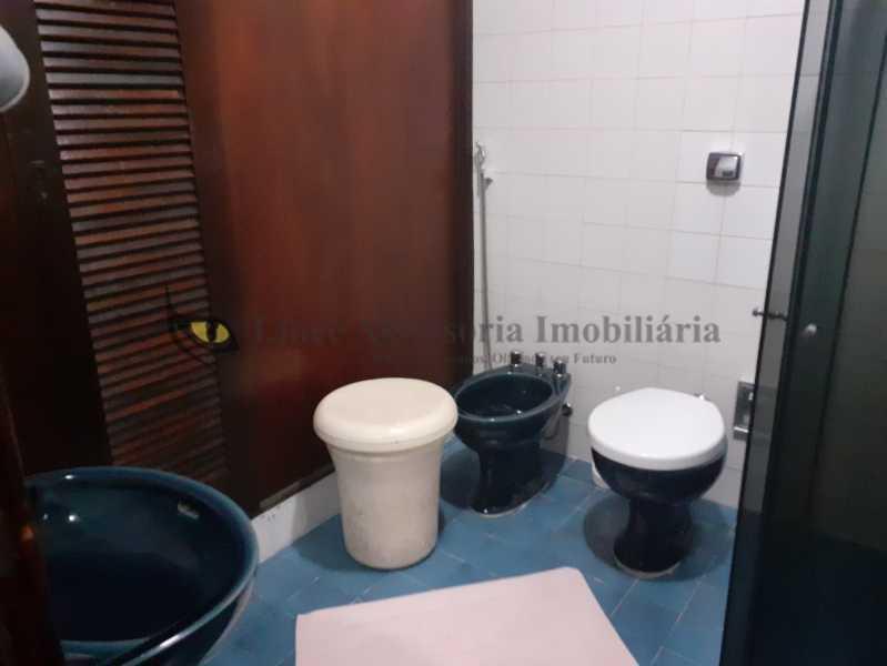 banheiro suite - Casa 5 quartos à venda Tijuca, Norte,Rio de Janeiro - R$ 1.500.000 - TACA50024 - 18