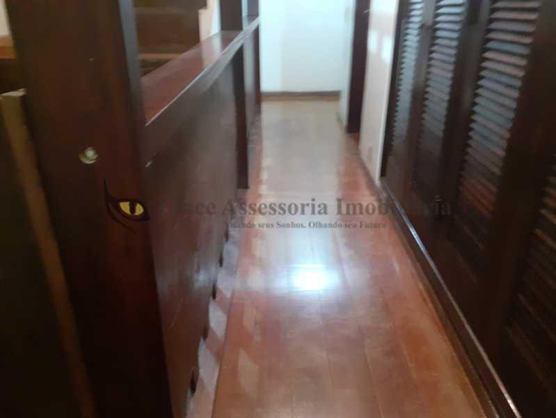 circulação  2°piso - Casa 5 quartos à venda Tijuca, Norte,Rio de Janeiro - R$ 1.500.000 - TACA50024 - 23