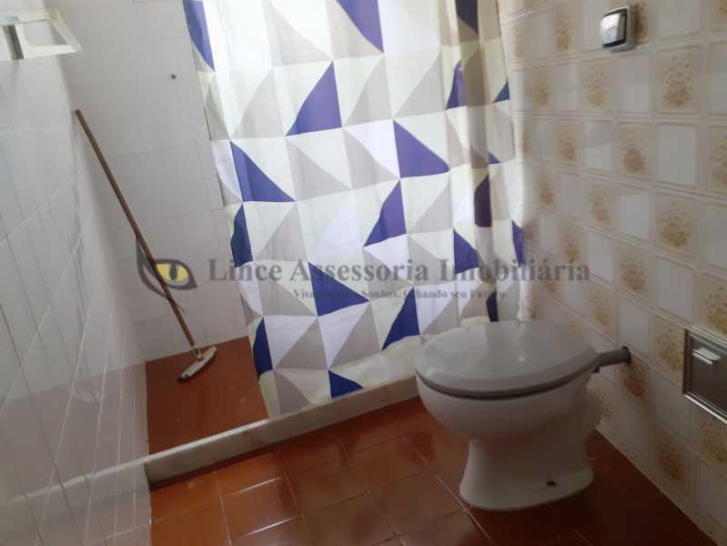banheiro suite do anexo - Casa 5 quartos à venda Tijuca, Norte,Rio de Janeiro - R$ 1.500.000 - TACA50024 - 27