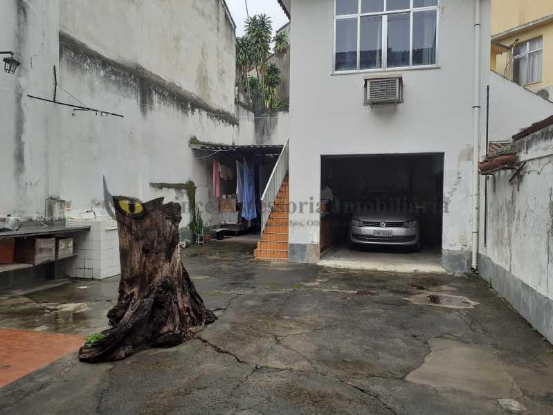 quintal , anexo e garagem - Casa 5 quartos à venda Tijuca, Norte,Rio de Janeiro - R$ 1.500.000 - TACA50024 - 28
