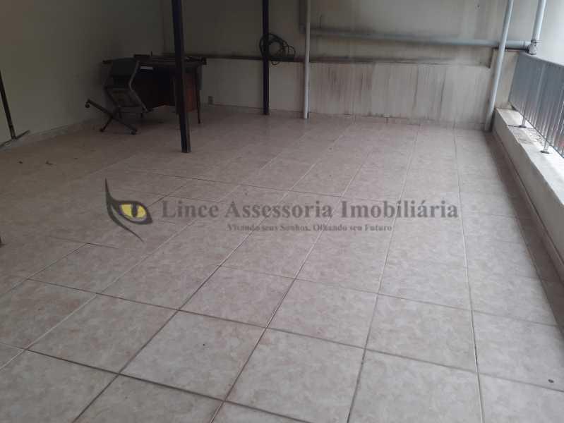 terraço1.2 - Casa 5 quartos à venda Tijuca, Norte,Rio de Janeiro - R$ 1.500.000 - TACA50024 - 30