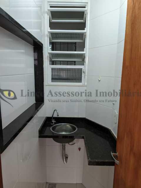 banheiro social 1.2 - Apartamento 2 quartos à venda São Cristóvão, Norte,Rio de Janeiro - R$ 279.900 - TAAP22561 - 8