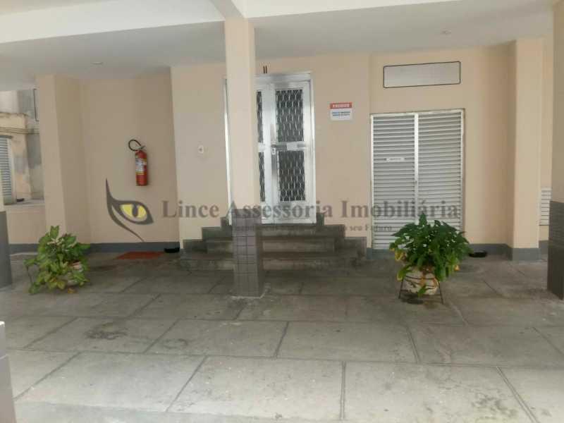 entrada do bloco - Apartamento 2 quartos à venda São Cristóvão, Norte,Rio de Janeiro - R$ 279.900 - TAAP22561 - 10