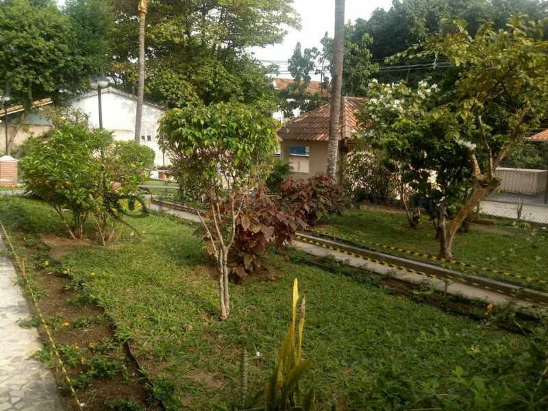 jardim do condomínio 1.1 - Apartamento 2 quartos à venda São Cristóvão, Norte,Rio de Janeiro - R$ 279.900 - TAAP22561 - 21