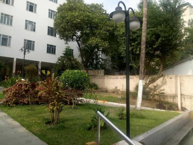 jardim do condomínio - Apartamento 2 quartos à venda São Cristóvão, Norte,Rio de Janeiro - R$ 279.900 - TAAP22561 - 19