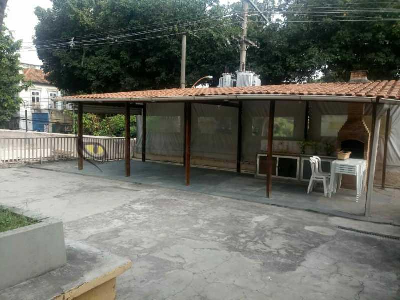 churrasqueira - Apartamento 2 quartos à venda São Cristóvão, Norte,Rio de Janeiro - R$ 279.900 - TAAP22561 - 18