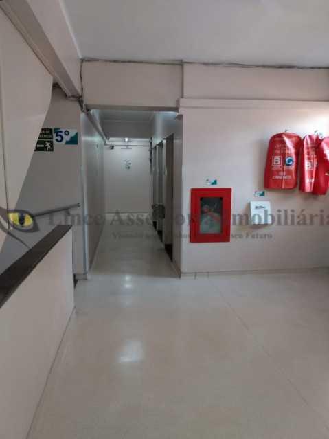 Hall dos Corredores - Sala Comercial 25m² à venda Tijuca, Norte,Rio de Janeiro - R$ 230.000 - TASL00107 - 14