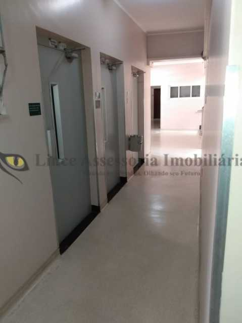 Hall dos elevadores 1.1 - Sala Comercial 25m² à venda Tijuca, Norte,Rio de Janeiro - R$ 230.000 - TASL00107 - 20