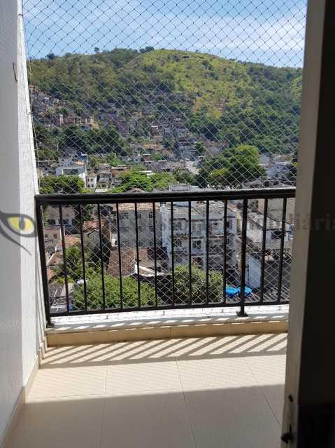 3-varanda - Apartamento 2 quartos à venda Engenho Novo, Norte,Rio de Janeiro - R$ 390.000 - TAAP22569 - 4