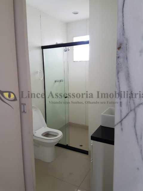 9-banheiro social - Apartamento 2 quartos à venda Engenho Novo, Norte,Rio de Janeiro - R$ 390.000 - TAAP22569 - 10