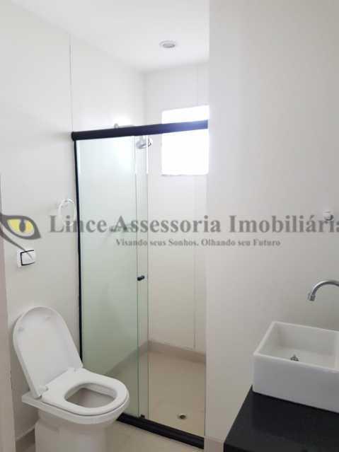 10-banheiro social - Apartamento 2 quartos à venda Engenho Novo, Norte,Rio de Janeiro - R$ 390.000 - TAAP22569 - 11