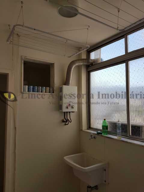 15-área de serviço - Apartamento 2 quartos à venda Engenho Novo, Norte,Rio de Janeiro - R$ 390.000 - TAAP22569 - 16