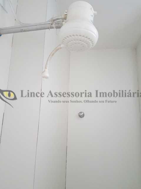 19-banheiro de empregada.1 - Apartamento 2 quartos à venda Engenho Novo, Norte,Rio de Janeiro - R$ 390.000 - TAAP22569 - 20