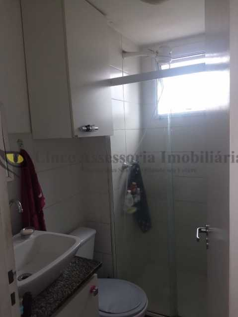 Banheiro - Kitnet/Conjugado 22m² à venda Centro,RJ - R$ 148.000 - TAKI10031 - 14