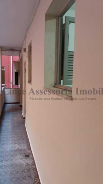 Circulação - Kitnet/Conjugado 22m² à venda Centro,RJ - R$ 148.000 - TAKI10031 - 25