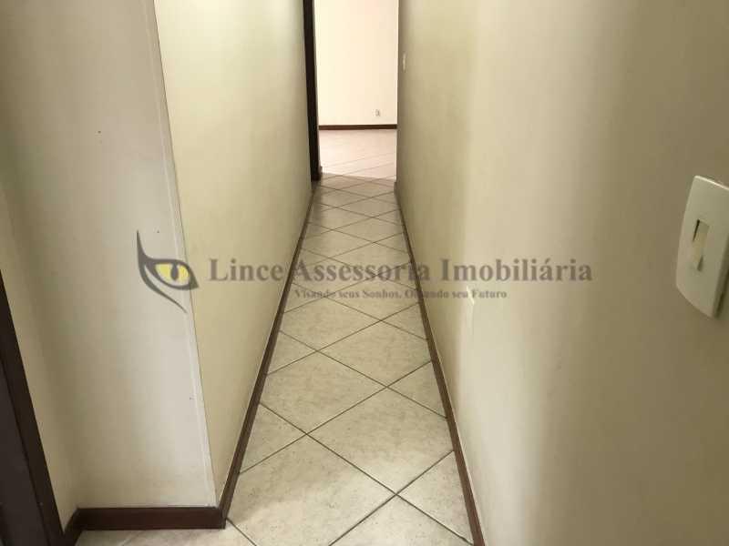 05 CIRCULAÇÃO - Cobertura 3 quartos à venda Tijuca, Norte,Rio de Janeiro - R$ 1.200.000 - TACO30161 - 6