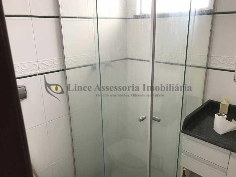 10 BANHEIRO SUÍTE 1 - Cobertura 3 quartos à venda Tijuca, Norte,Rio de Janeiro - R$ 1.200.000 - TACO30161 - 11