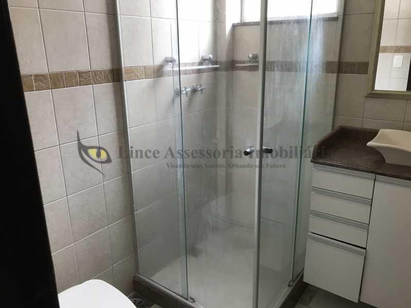 13 BANHEIRO SOCIAL 1 - Cobertura 3 quartos à venda Tijuca, Norte,Rio de Janeiro - R$ 1.200.000 - TACO30161 - 14