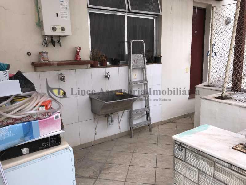 17 LAVANDERIA - Cobertura 3 quartos à venda Tijuca, Norte,Rio de Janeiro - R$ 1.200.000 - TACO30161 - 18