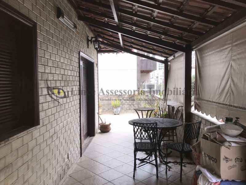 30 TERRAÇO 1.3 - Cobertura 3 quartos à venda Tijuca, Norte,Rio de Janeiro - R$ 1.200.000 - TACO30161 - 31