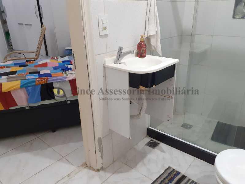banheiro e suite - Casa de Vila 3 quartos à venda Maracanã, Norte,Rio de Janeiro - R$ 610.000 - TACV30084 - 13
