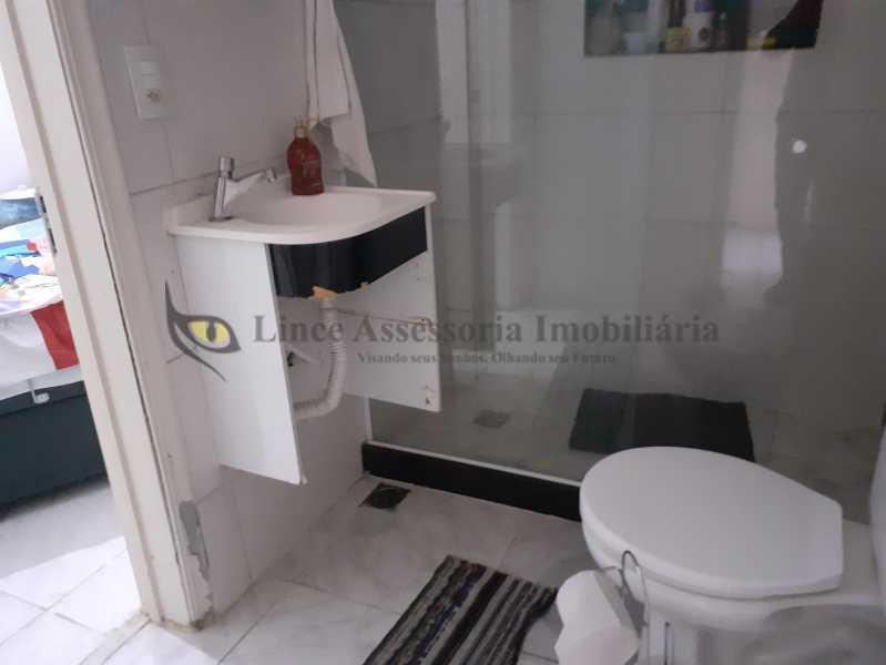 Banheiro suite - Casa de Vila 3 quartos à venda Maracanã, Norte,Rio de Janeiro - R$ 610.000 - TACV30084 - 15