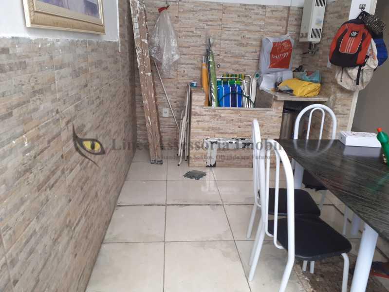 Copa - Casa de Vila 3 quartos à venda Maracanã, Norte,Rio de Janeiro - R$ 610.000 - TACV30084 - 17