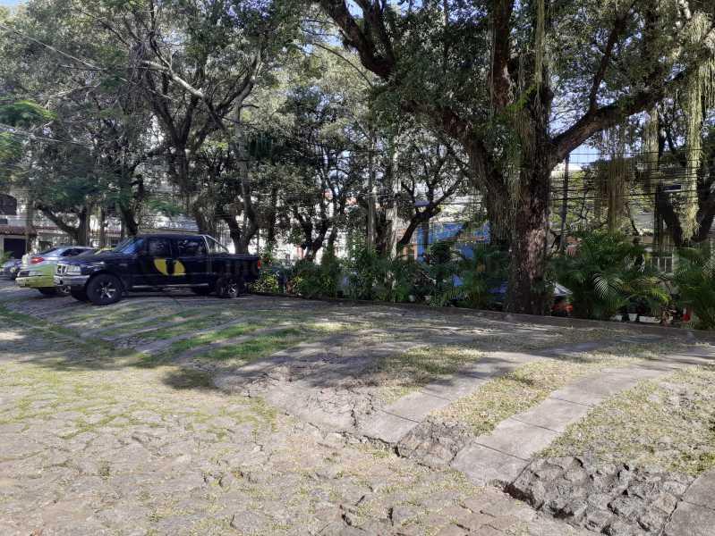 vagas condomínio - Casa de Vila 3 quartos à venda Maracanã, Norte,Rio de Janeiro - R$ 610.000 - TACV30084 - 26