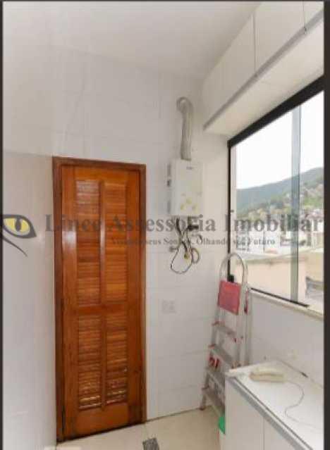area de serviço - Cobertura 2 quartos à venda Tijuca, Norte,Rio de Janeiro - R$ 320.000 - TACO20097 - 14