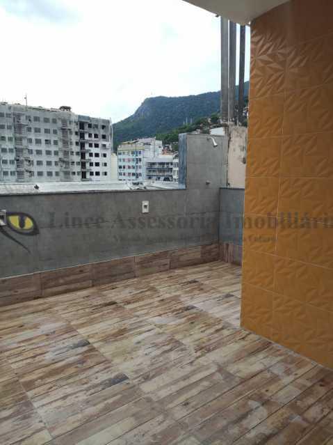 area externa 1.1 - Cobertura 2 quartos à venda Tijuca, Norte,Rio de Janeiro - R$ 320.000 - TACO20097 - 17