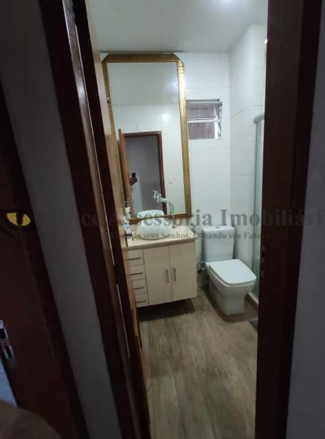 banheiro social 1.1 - Cobertura 2 quartos à venda Tijuca, Norte,Rio de Janeiro - R$ 320.000 - TACO20097 - 10