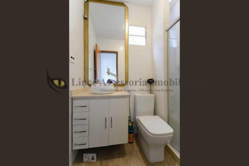 banheiro social 1.4 - Cobertura 2 quartos à venda Tijuca, Norte,Rio de Janeiro - R$ 320.000 - TACO20097 - 12