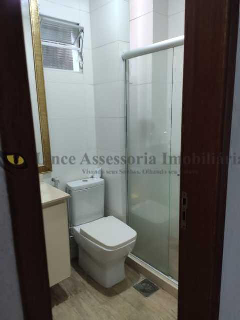 banheirosocial 1.2 - Cobertura 2 quartos à venda Tijuca, Norte,Rio de Janeiro - R$ 320.000 - TACO20097 - 11