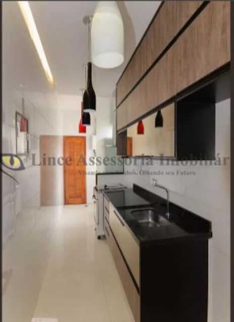 cozinha 1.1 - Cobertura 2 quartos à venda Tijuca, Norte,Rio de Janeiro - R$ 320.000 - TACO20097 - 13