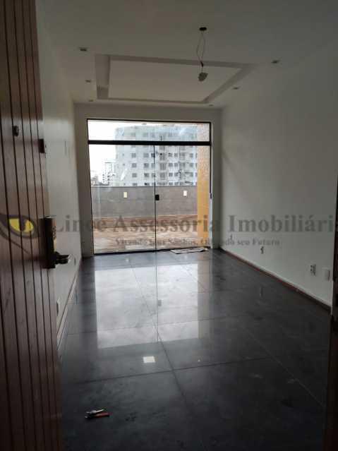 sala1.1 - Cobertura 2 quartos à venda Tijuca, Norte,Rio de Janeiro - R$ 320.000 - TACO20097 - 1