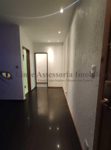 sala1.4 - Cobertura 2 quartos à venda Tijuca, Norte,Rio de Janeiro - R$ 320.000 - TACO20097 - 4