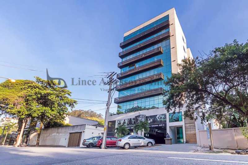 03 - Sala Comercial 37m² à venda Freguesia Jacarepaguá, Oeste,Rio de Janeiro - R$ 209.000 - TASL00108 - 4