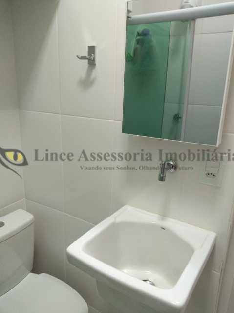 Banheiro Social - Apartamento 1 quarto à venda Engenho Novo, Norte,Rio de Janeiro - R$ 185.000 - TAAP10512 - 11