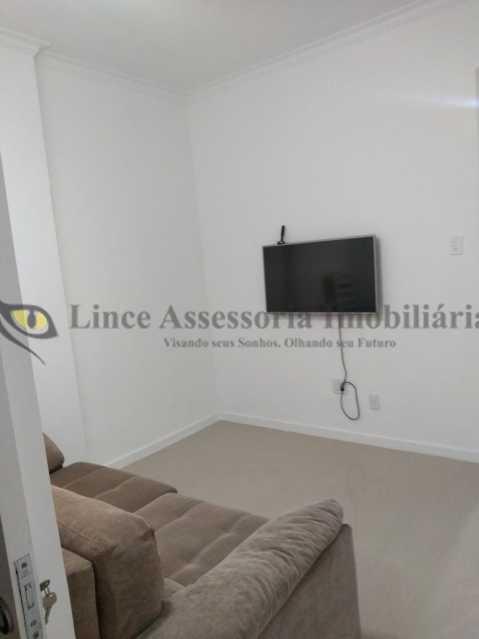 Sala - Apartamento 1 quarto à venda Engenho Novo, Norte,Rio de Janeiro - R$ 185.000 - TAAP10512 - 1