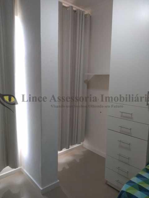 Quarto - Apartamento 1 quarto à venda Engenho Novo, Norte,Rio de Janeiro - R$ 185.000 - TAAP10512 - 9