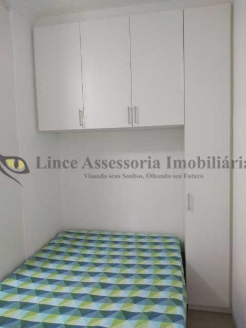 Quarto - Apartamento 1 quarto à venda Engenho Novo, Norte,Rio de Janeiro - R$ 185.000 - TAAP10512 - 5