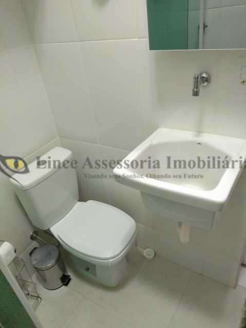 Banheiro Social - Apartamento 1 quarto à venda Engenho Novo, Norte,Rio de Janeiro - R$ 185.000 - TAAP10512 - 13