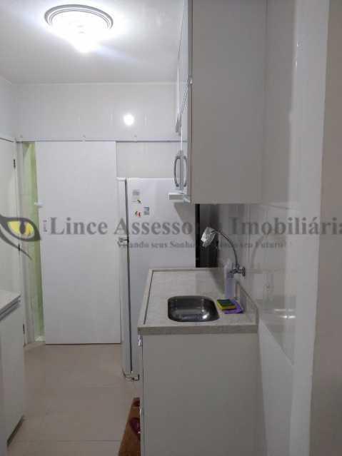 Cozinha - Apartamento 1 quarto à venda Engenho Novo, Norte,Rio de Janeiro - R$ 185.000 - TAAP10512 - 16