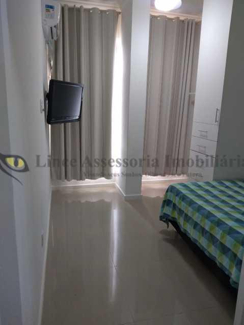 Quarto - Apartamento 1 quarto à venda Engenho Novo, Norte,Rio de Janeiro - R$ 185.000 - TAAP10512 - 8
